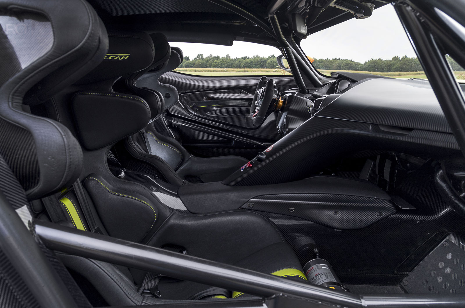 Hardcore Aston Martin Vulcan Amr Pro Unveiled Updated With Goodwood Launch Video Autocar