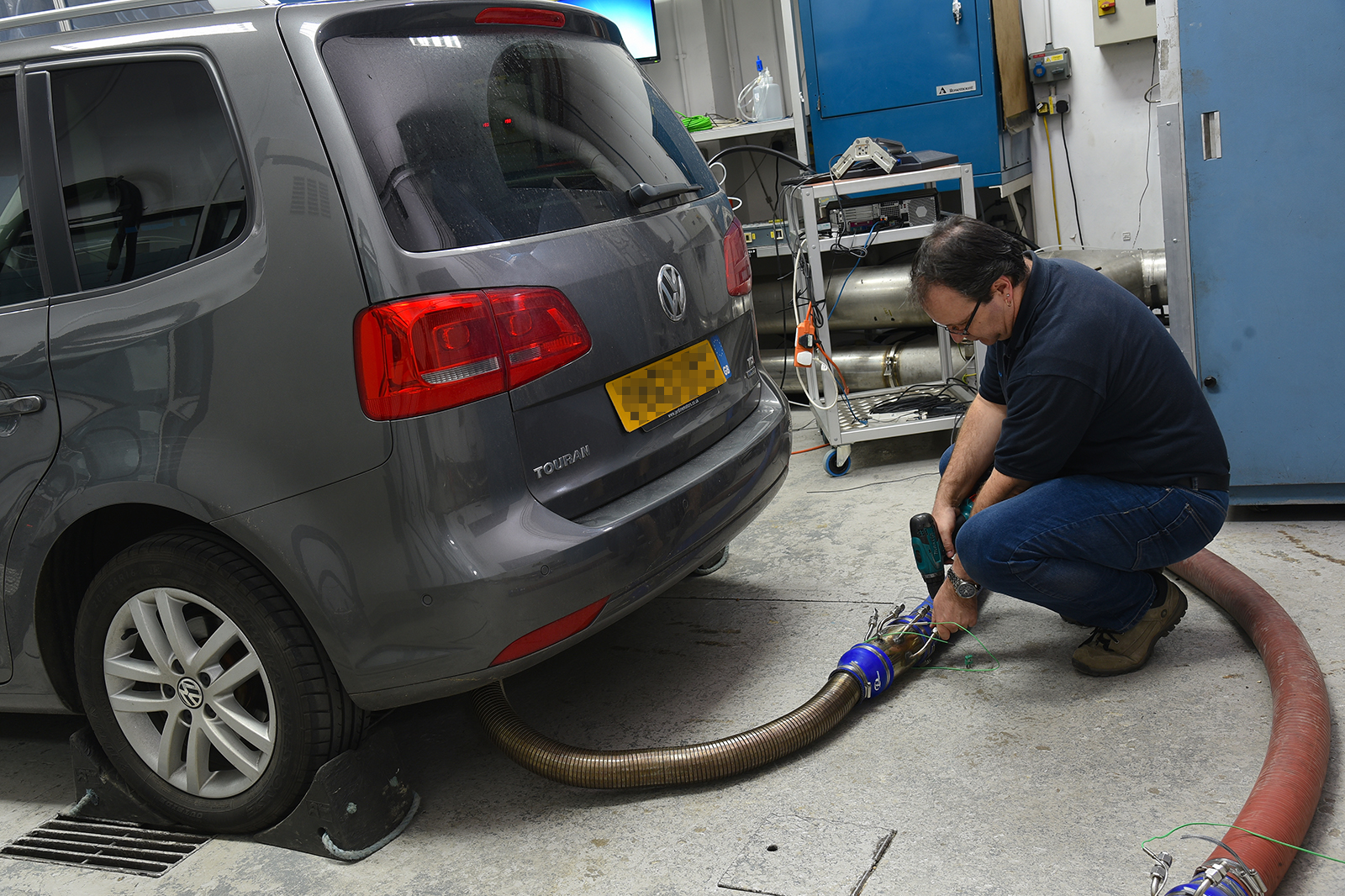 Autocar Test Shows Worse Economy After Volkswagen Diesel Fix Touran Exterior Light Control Wiring System Despite Vws Claim Supplied All Details Requested By The Manufacturer