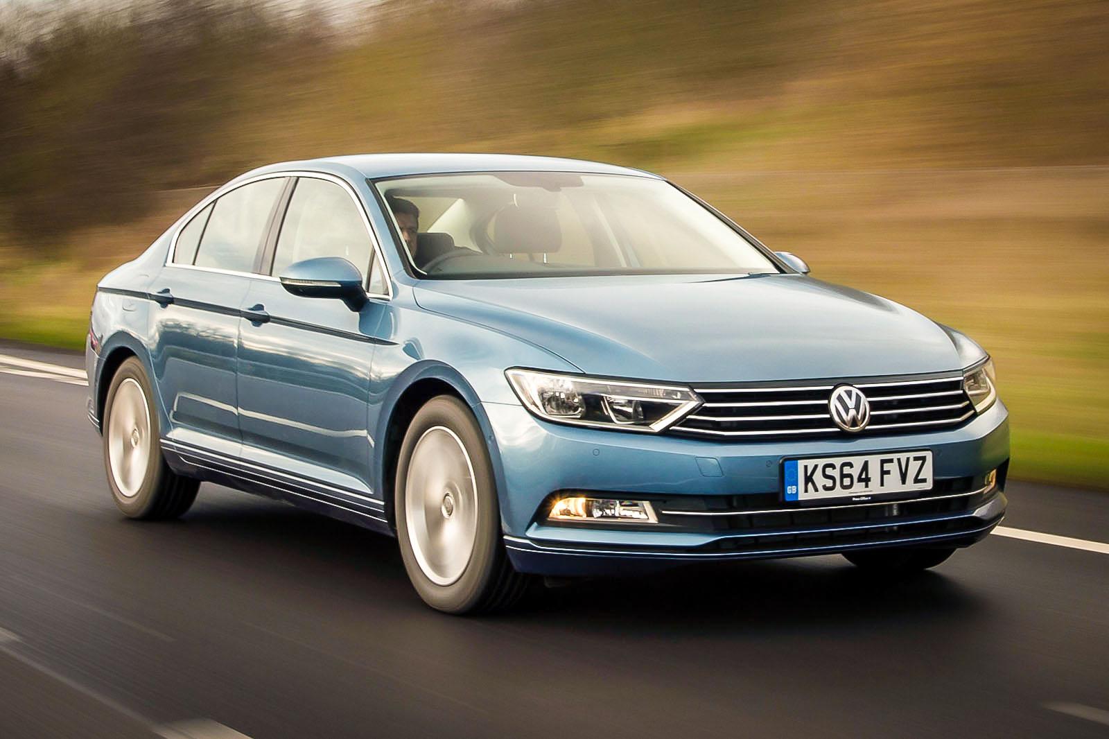 Volkswagen passat review 2017 autocar - Volkswagen Passat Review 2017 Autocar 4