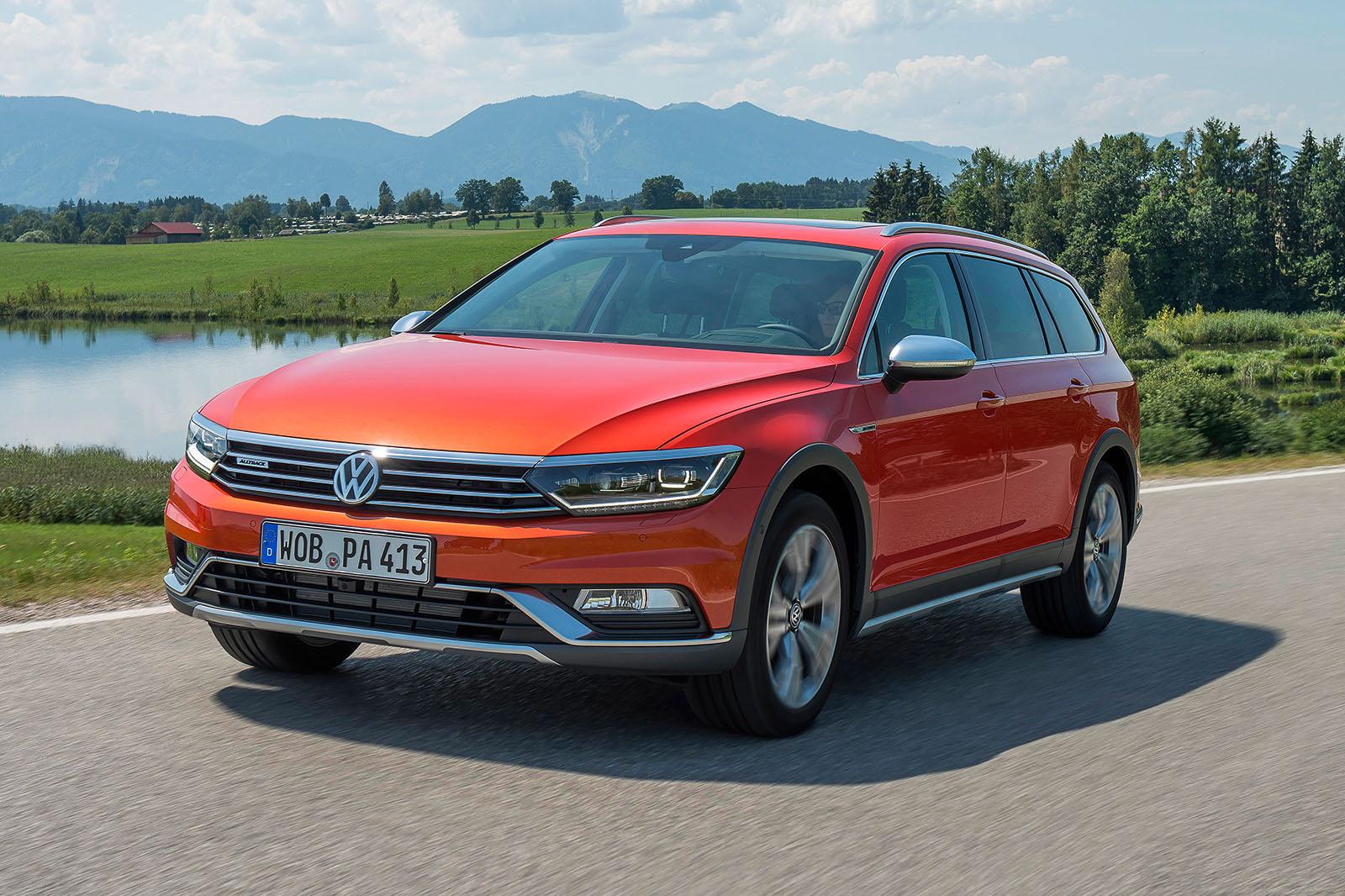 Volkswagen passat review 2017 autocar - Volkswagen Passat Review 2017 Autocar 14