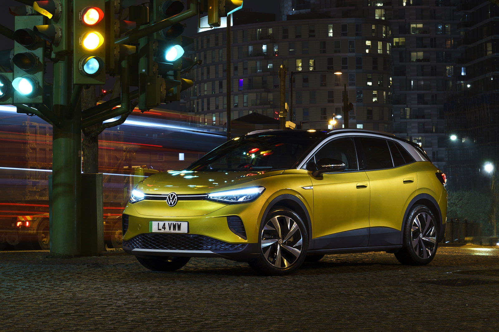 New 2021 Volkswagen ID 4: series car on sale from £41,570 | Autocar