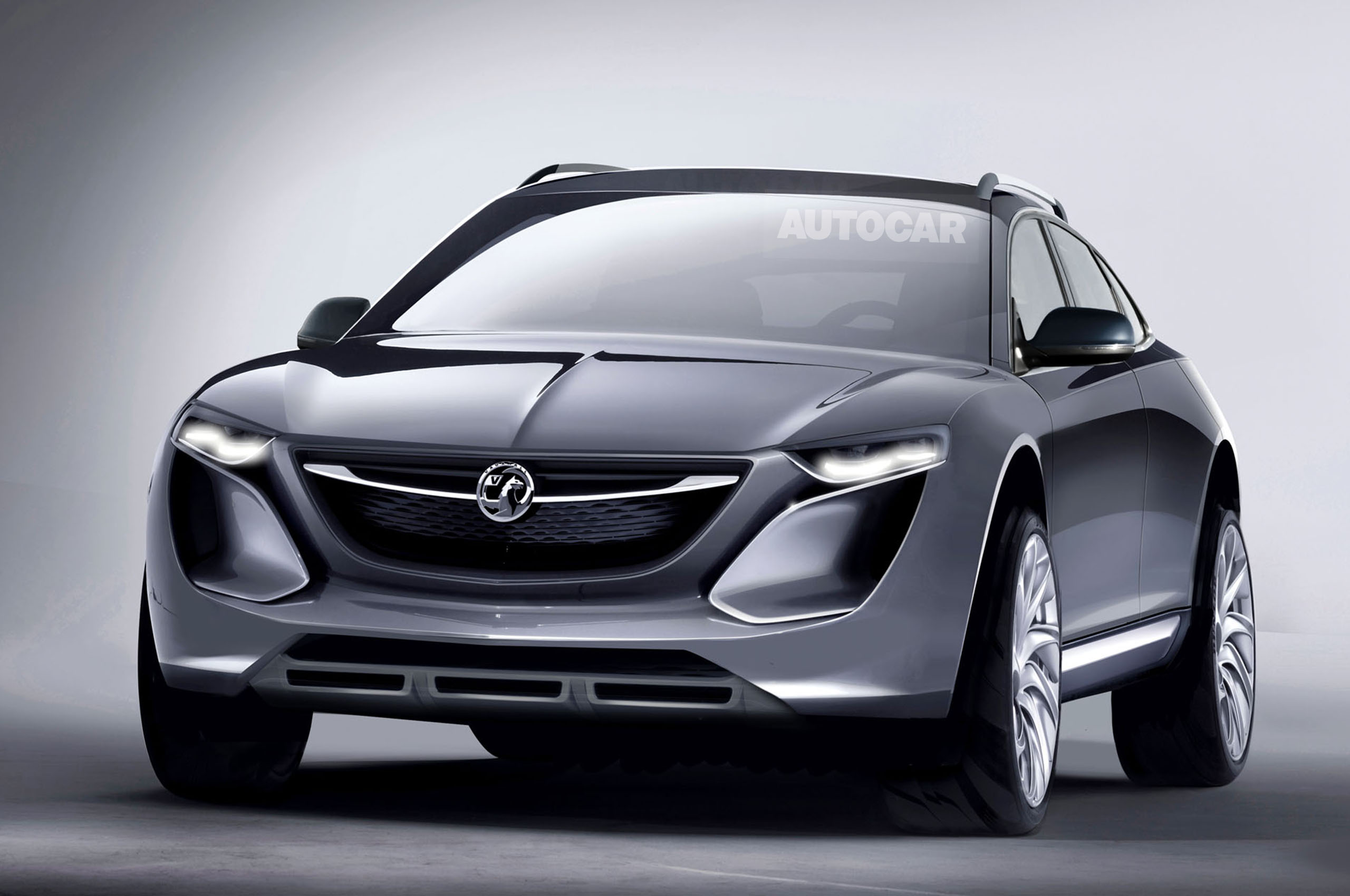 Vauxhall Plans Three New Suvs Autocar