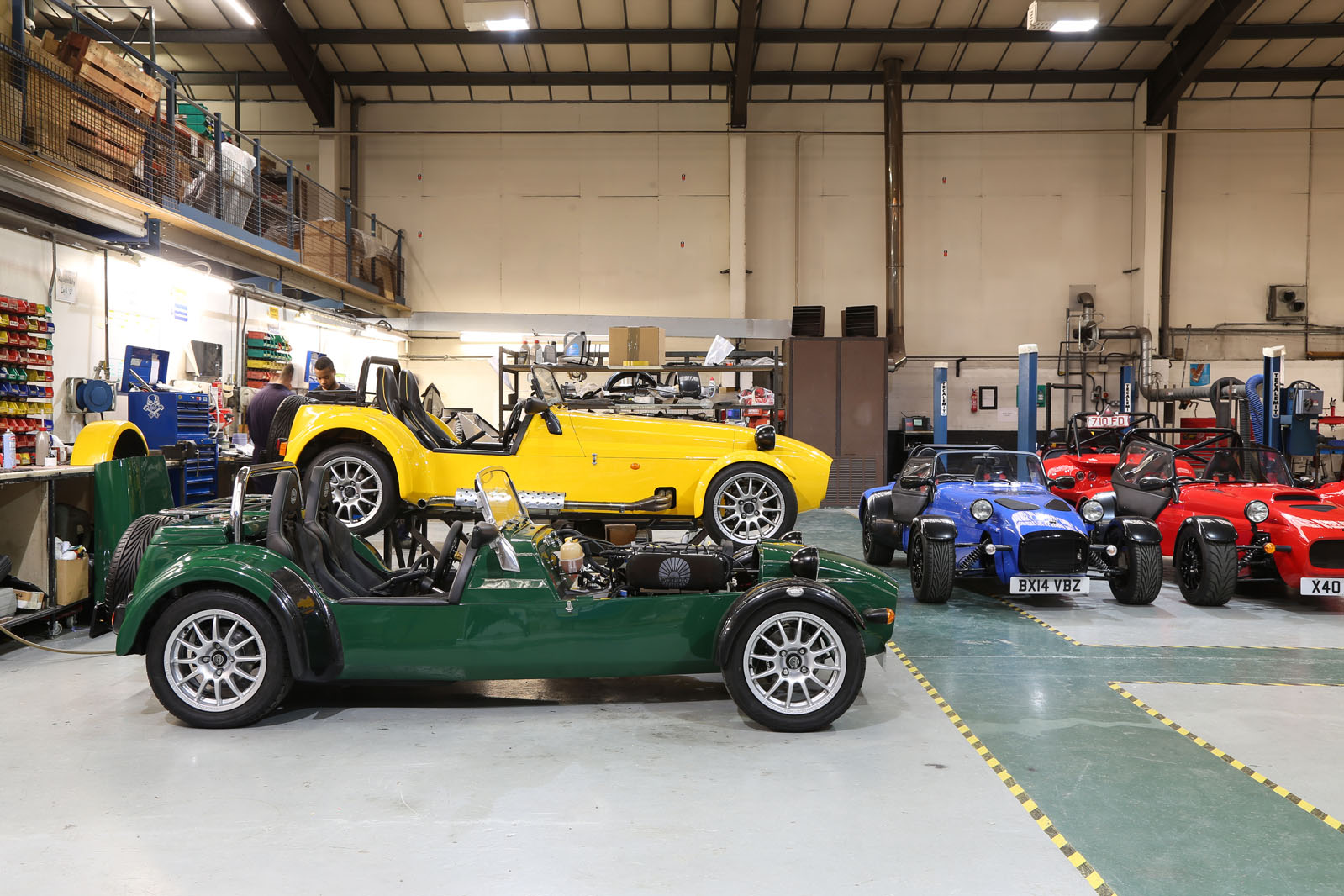 how to build a bike engined kit car