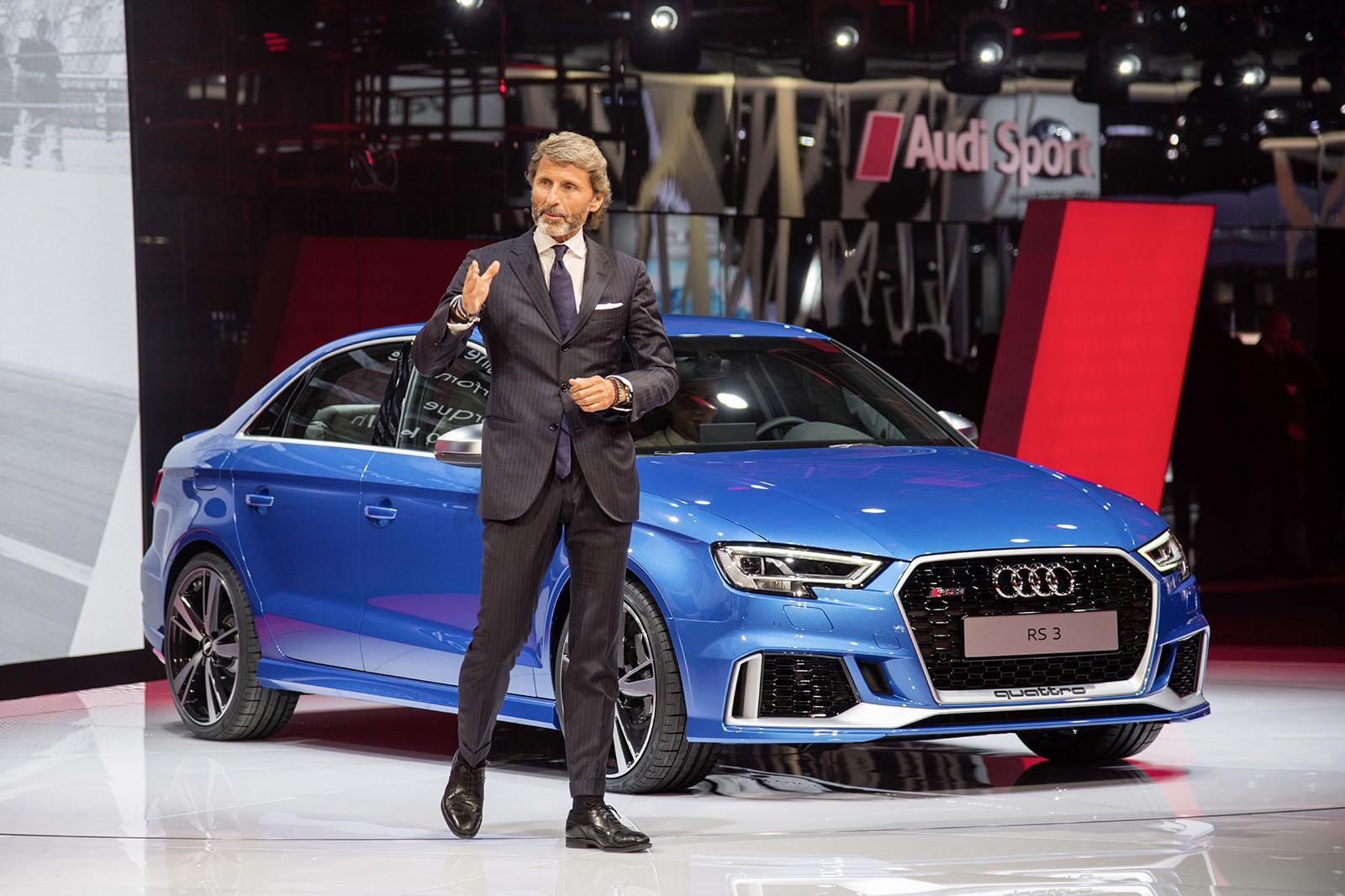 Audi Sport boss Winkelmann departs for top Bugatti job