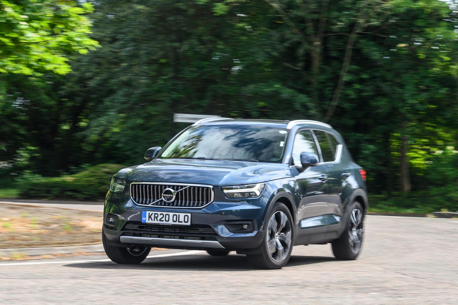 Volvo XC40 Recharge T5 2021 long-term review   Autocar