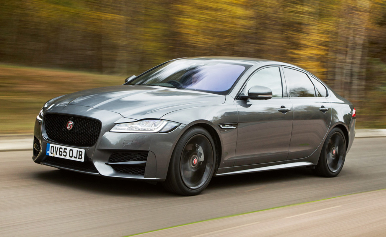 Great Jaguar XF Review (2018) | Autocar