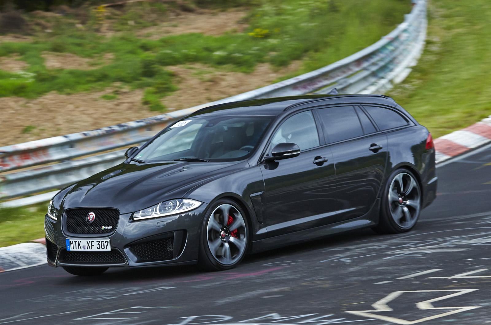 Jaguar xfr s sportbrake - photo#13