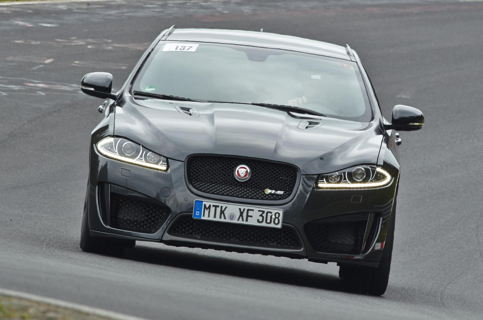 Jaguar xfr s sportbrake - photo#24