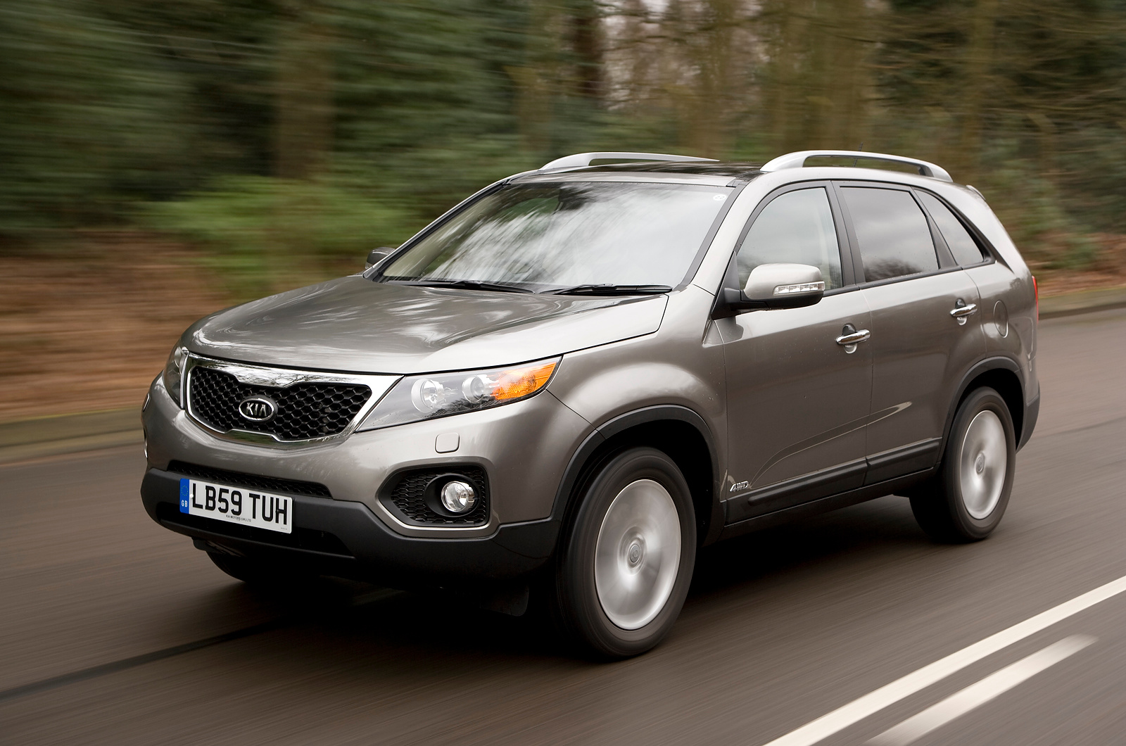 Kia Sorento 2010 2014 Review (2018) | Autocar