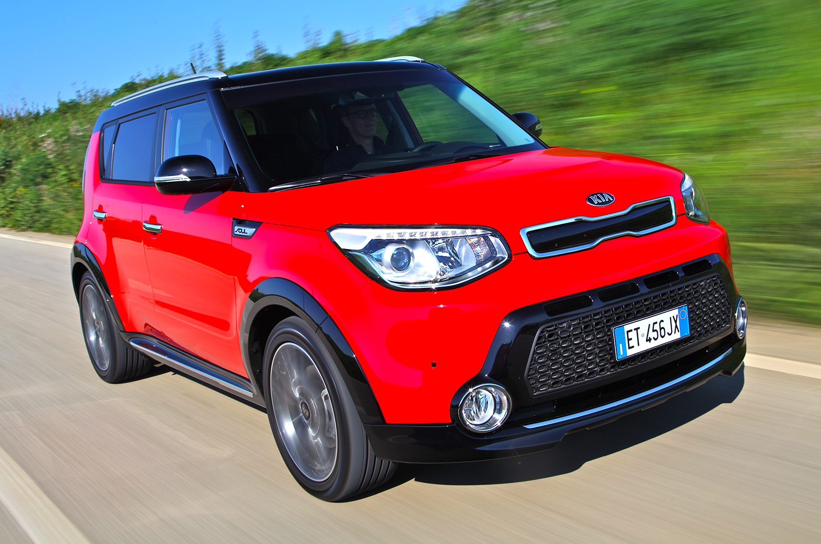 kia soul review autocar. Black Bedroom Furniture Sets. Home Design Ideas