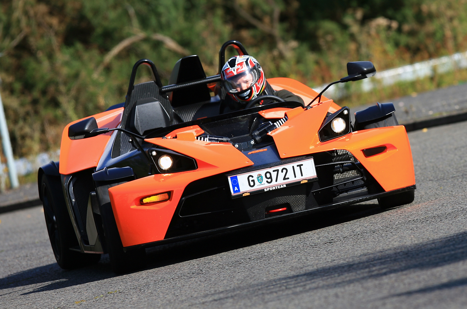 ktm x bow review autocar. Black Bedroom Furniture Sets. Home Design Ideas