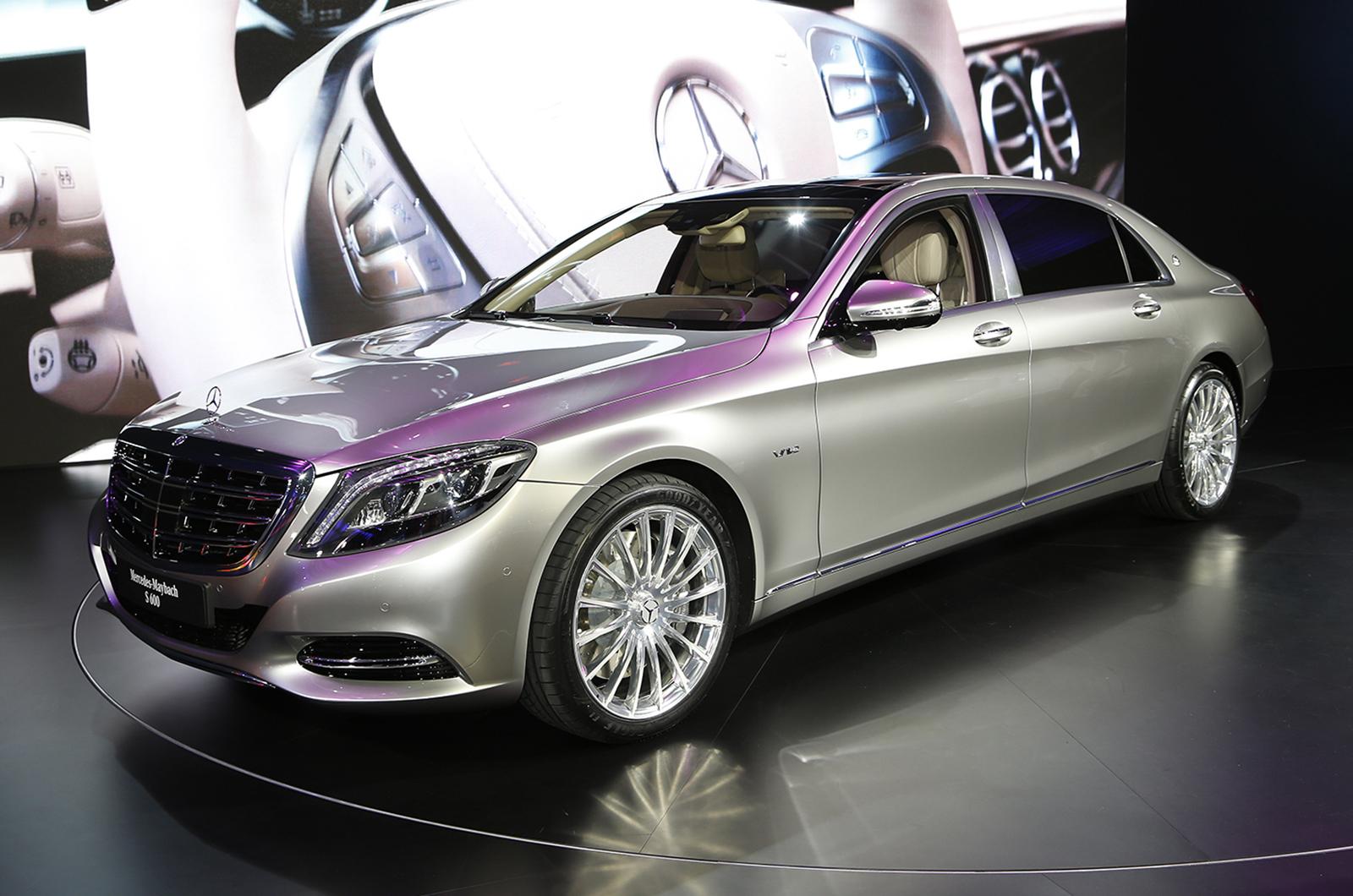 Resultado de imagem para Mercedes-Maybach S 600