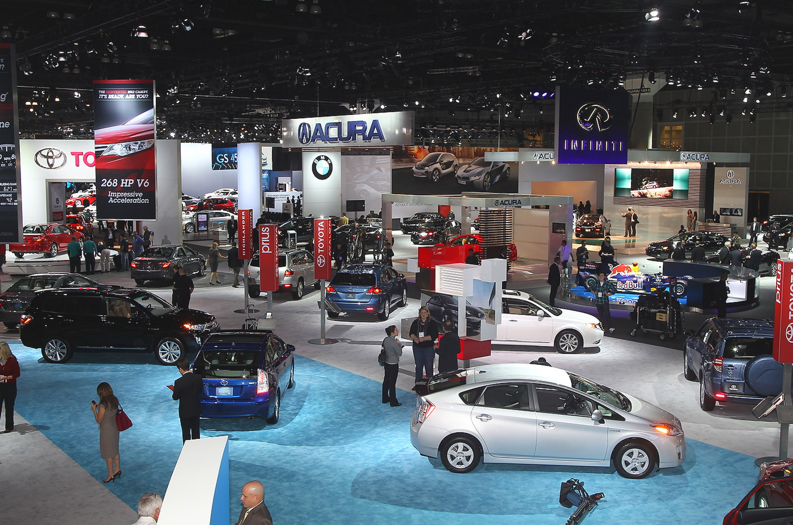 Auto Show 2014   Autos Post