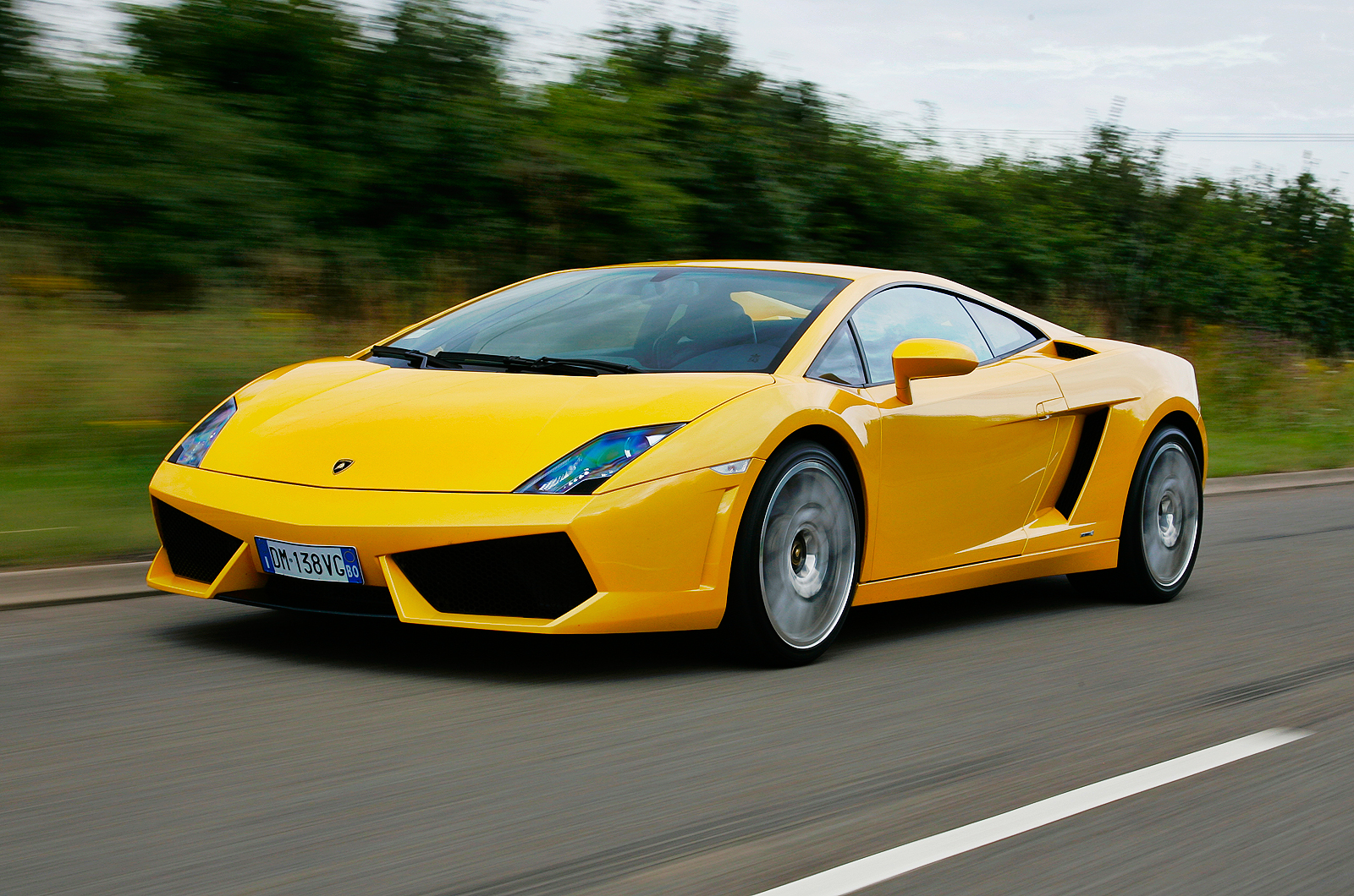 Lamborghini Gallardo 2003 2013 Review | Autocar