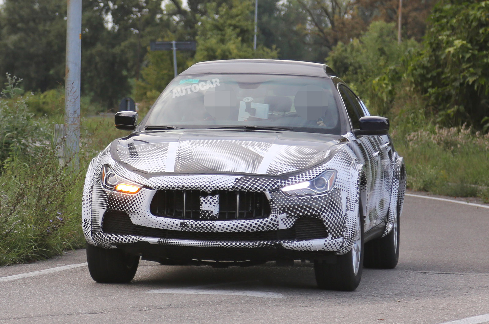 مشخصات مازراتی لوانته قیمت مازراتی لوانته قیمت مازراتی خودرو لوکس Maserati Levante