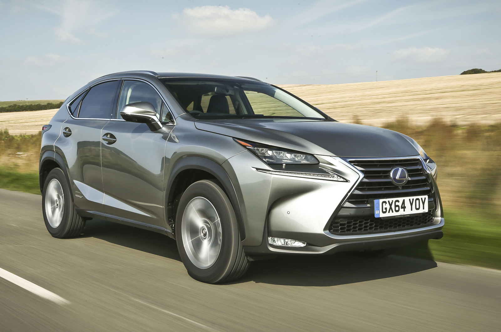 Lexus Nx Review Autocar