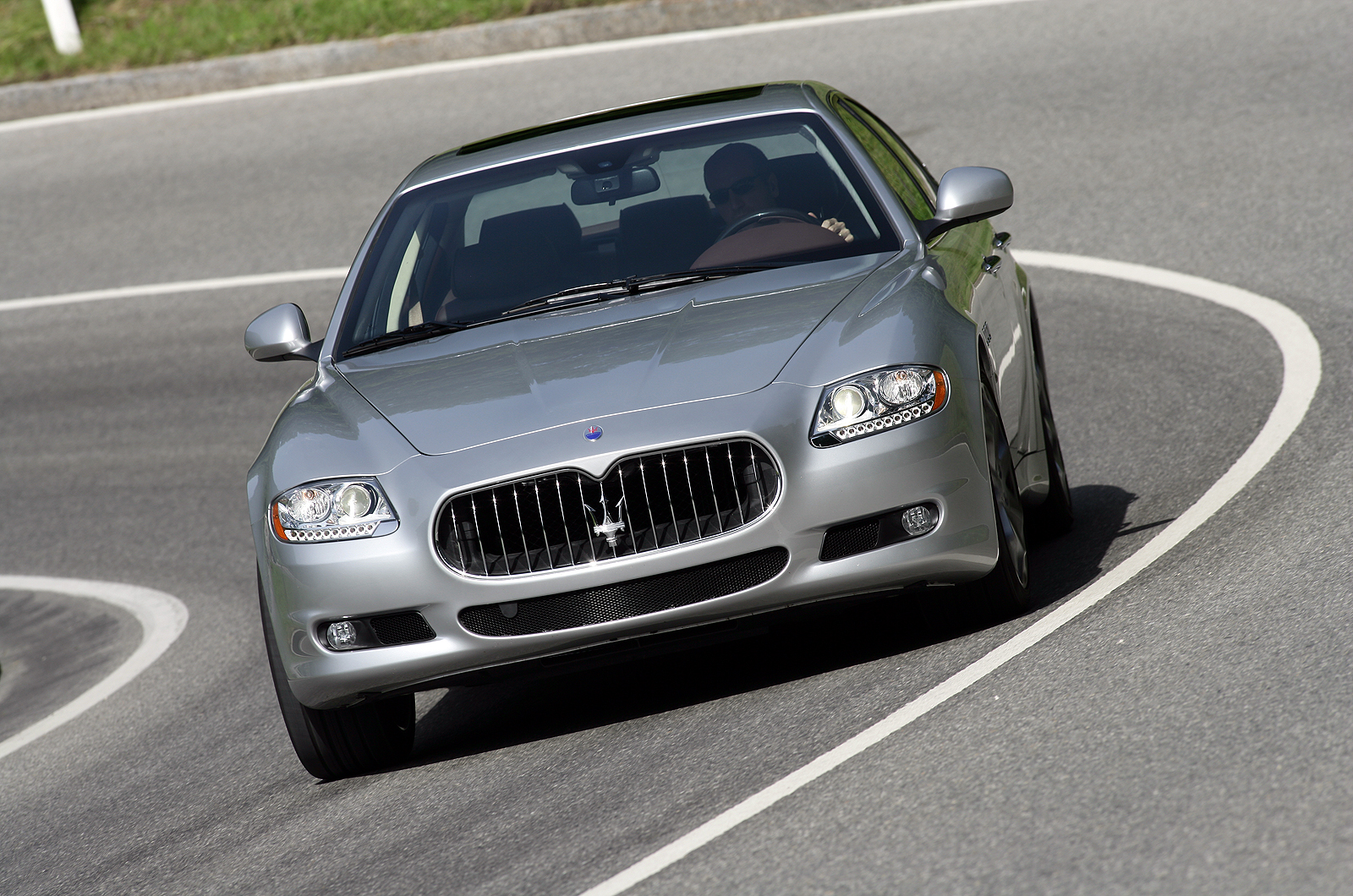maserati quattroporte 2004 2013 review autocar. Black Bedroom Furniture Sets. Home Design Ideas