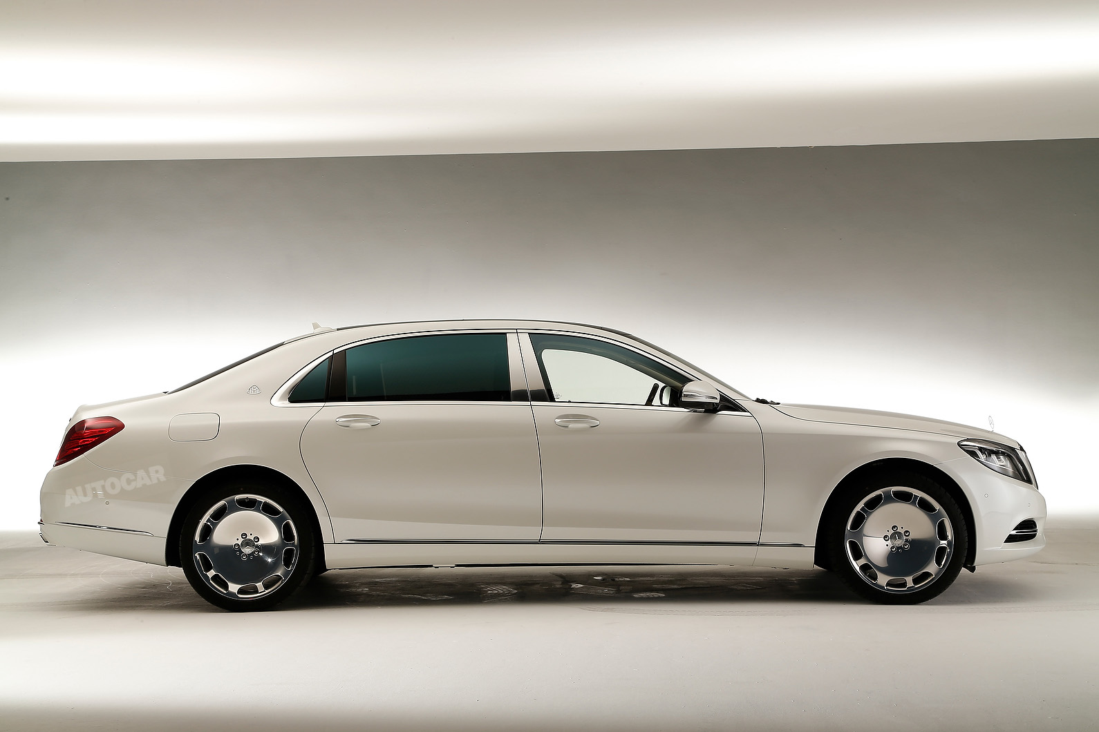 mercedes revives maybach name for super luxury s class exclusive pics autocar. Black Bedroom Furniture Sets. Home Design Ideas