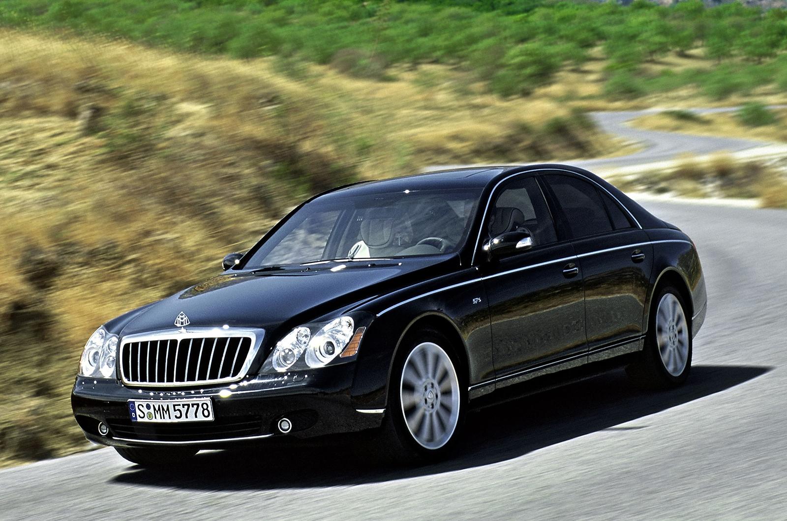 Maybach finally axed | Autocar