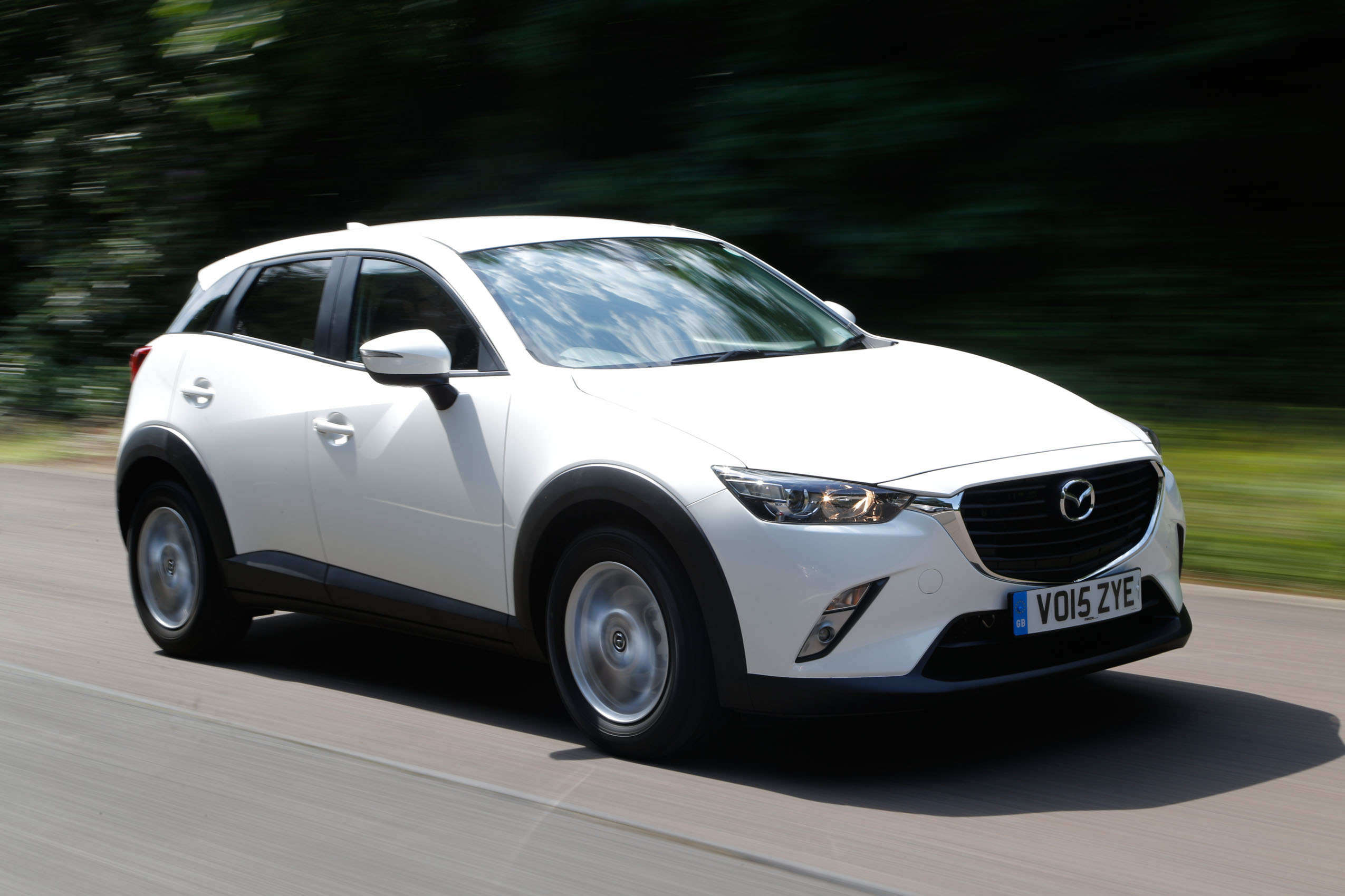 the consumer mazda small vs could suv order cx reports reshuffle