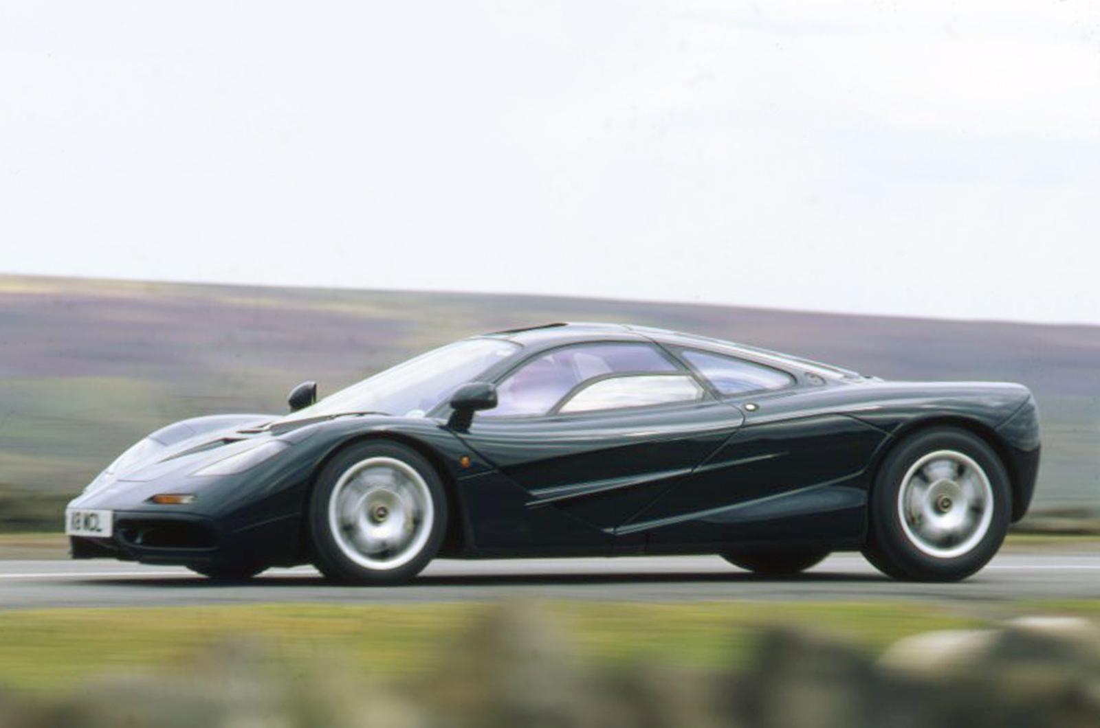 1992 Mclaren F1: McLaren F1 1992-1998 Review