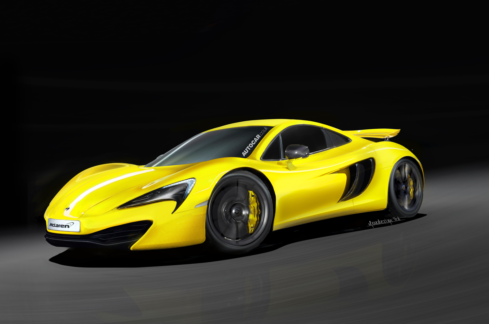 2015 - [McLaren] 570s [P13] Mclaren-p13