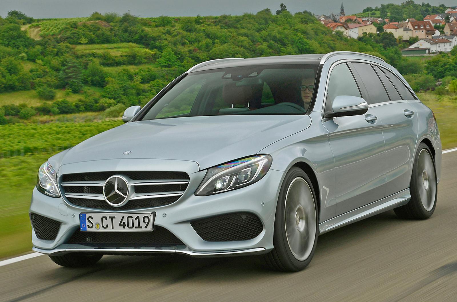 Brilliant MercedesBenz Cclass C250 Bluetec Estate First Drive