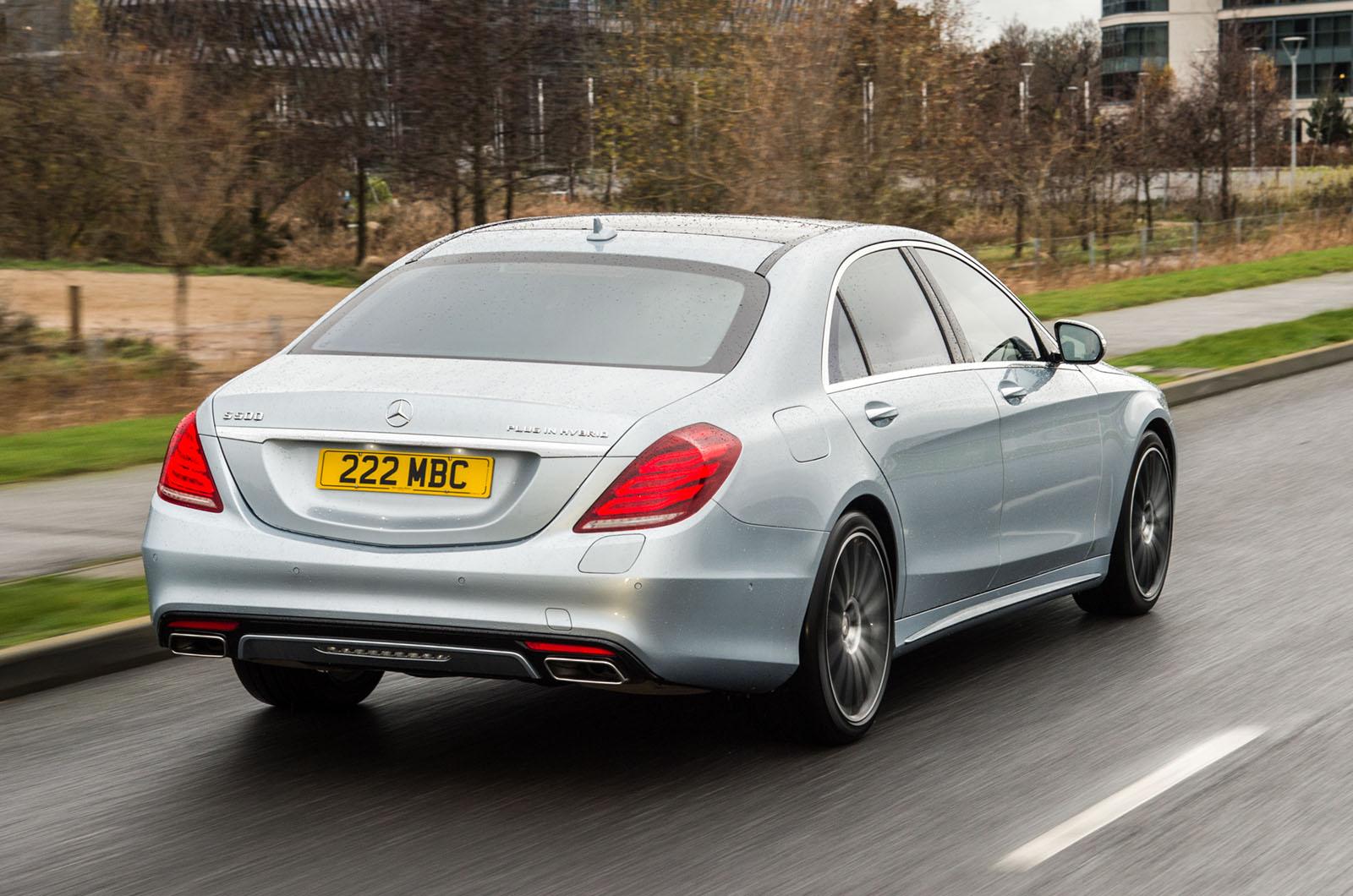 Mercedes s500 plug in hybrid for Mercedes benz hybrid uk