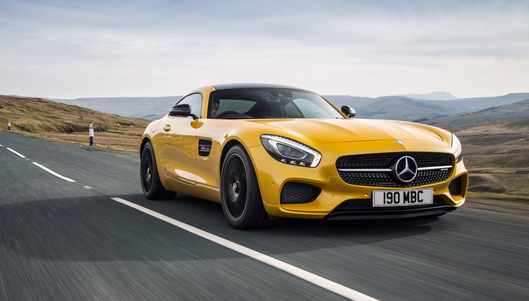 MercedesAMG GT Review 2017  Autocar