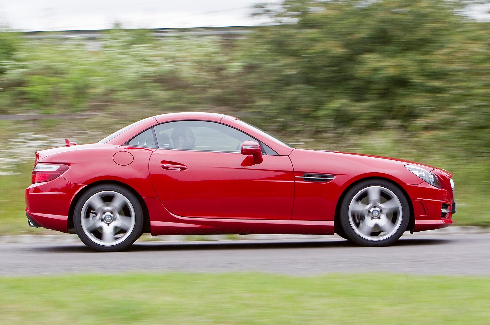 Mercedes benz slk review autocar for Mercedes benz slk review