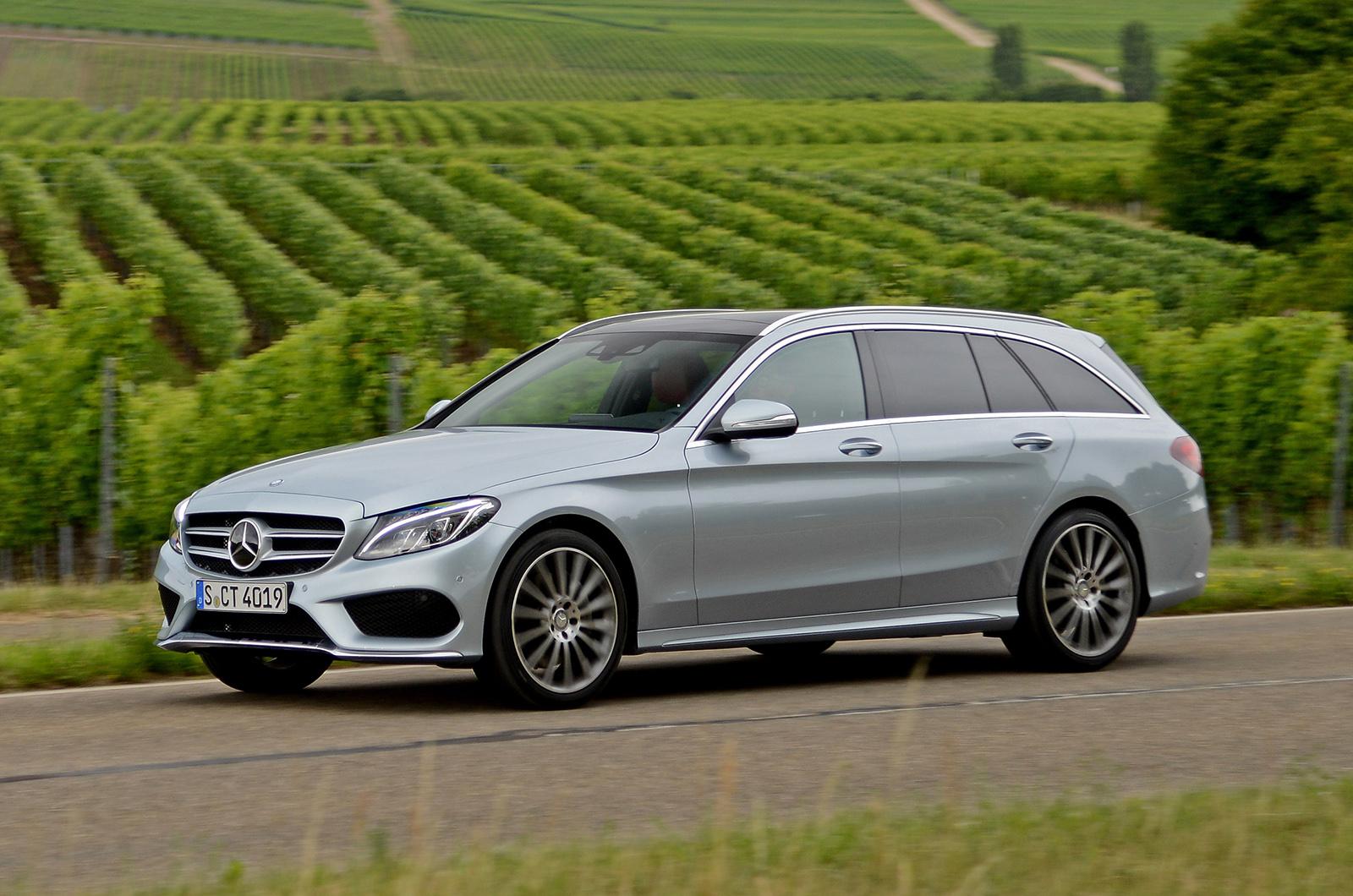 Mercedes benz c class c250 bluetec estate first drive for Mercedes benz c250 review