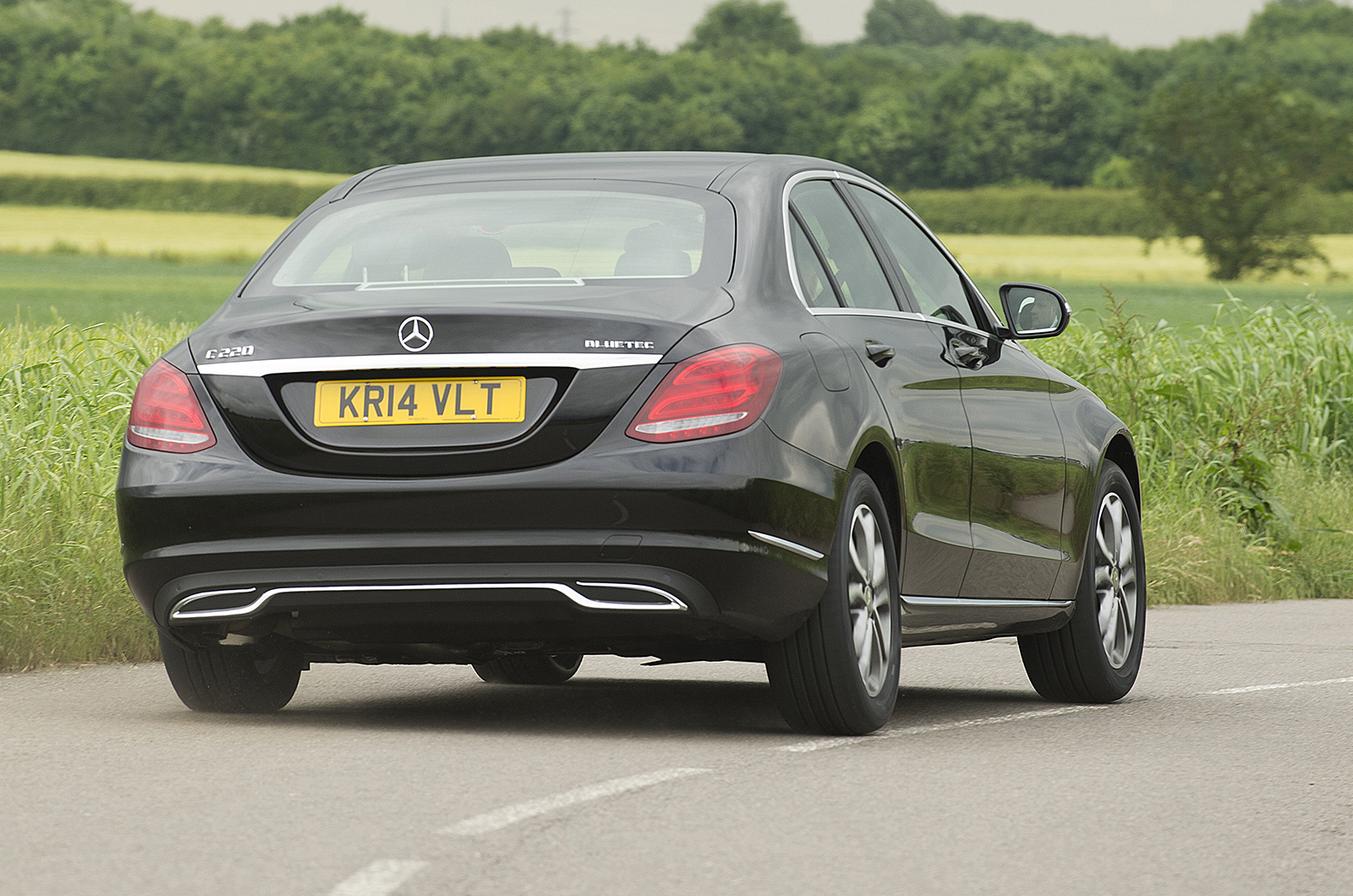 2014 mercedes benz c class c220 uk first drive. Black Bedroom Furniture Sets. Home Design Ideas