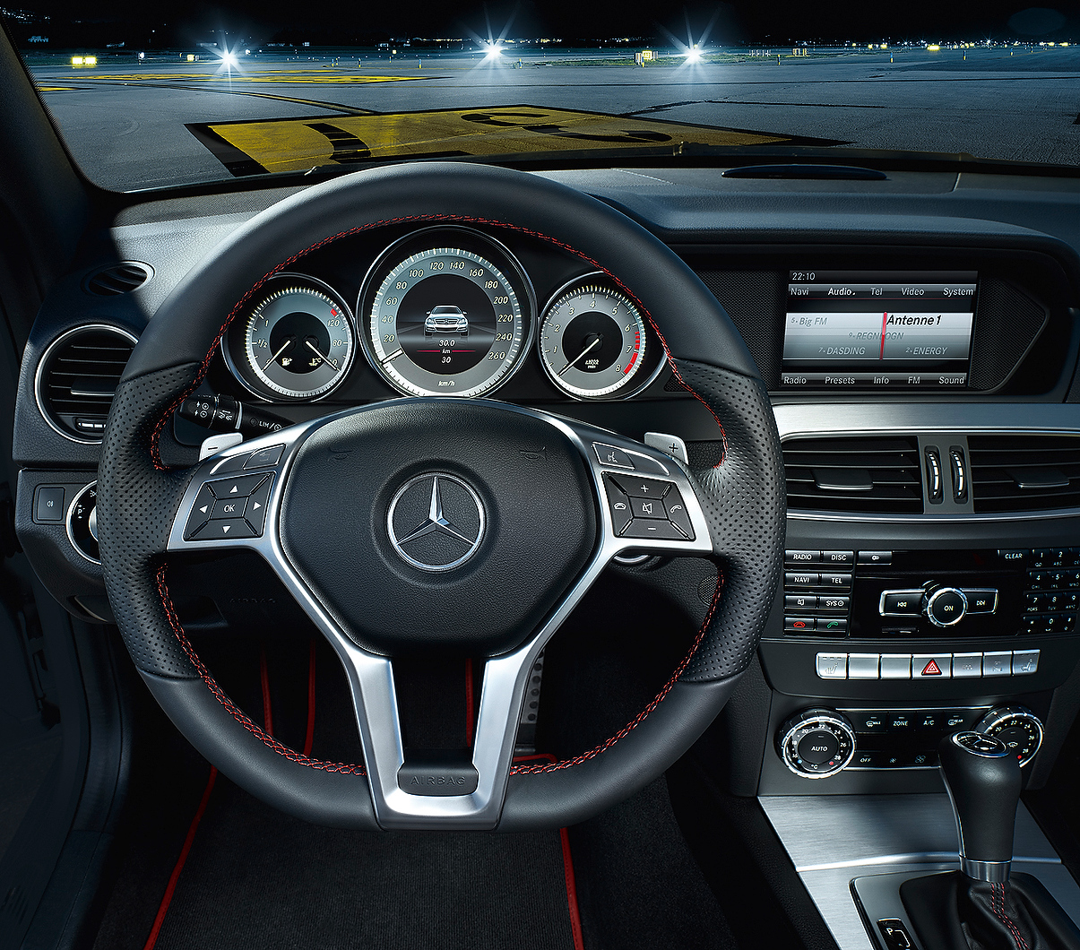 First Drive Review: Mercedes C250 BlueEfficiency Coupé
