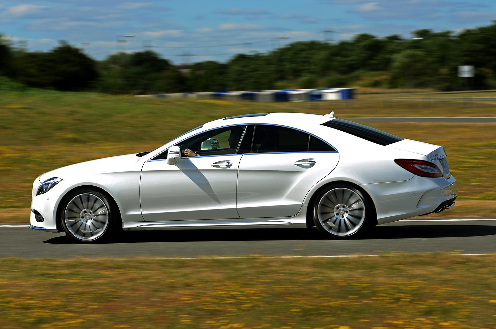 Mercedes-Benz CLS-Class (2015) - pictures, information & specs