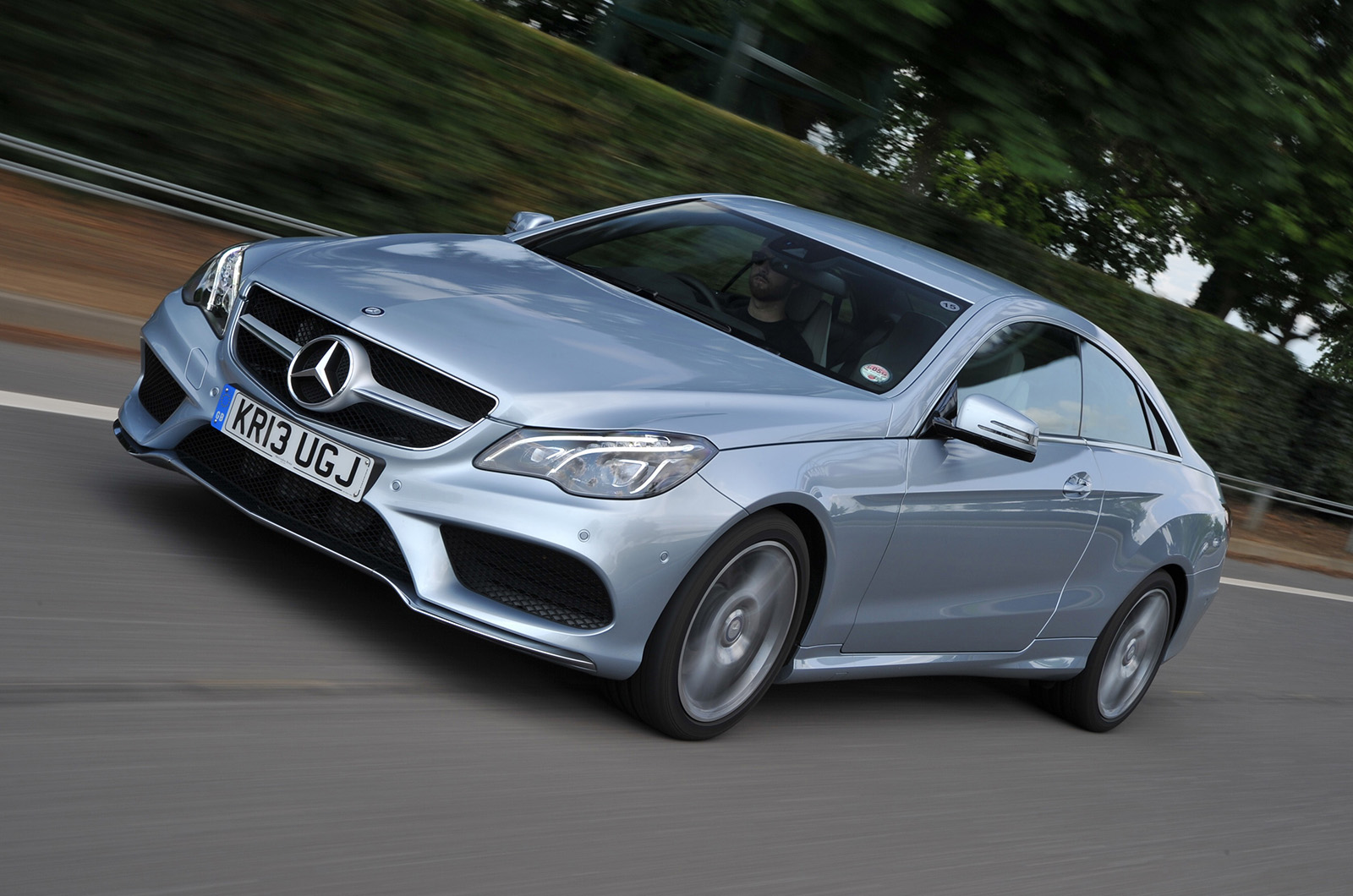 Mercedes E220 Cdi Amg Sport Coupe First Drive