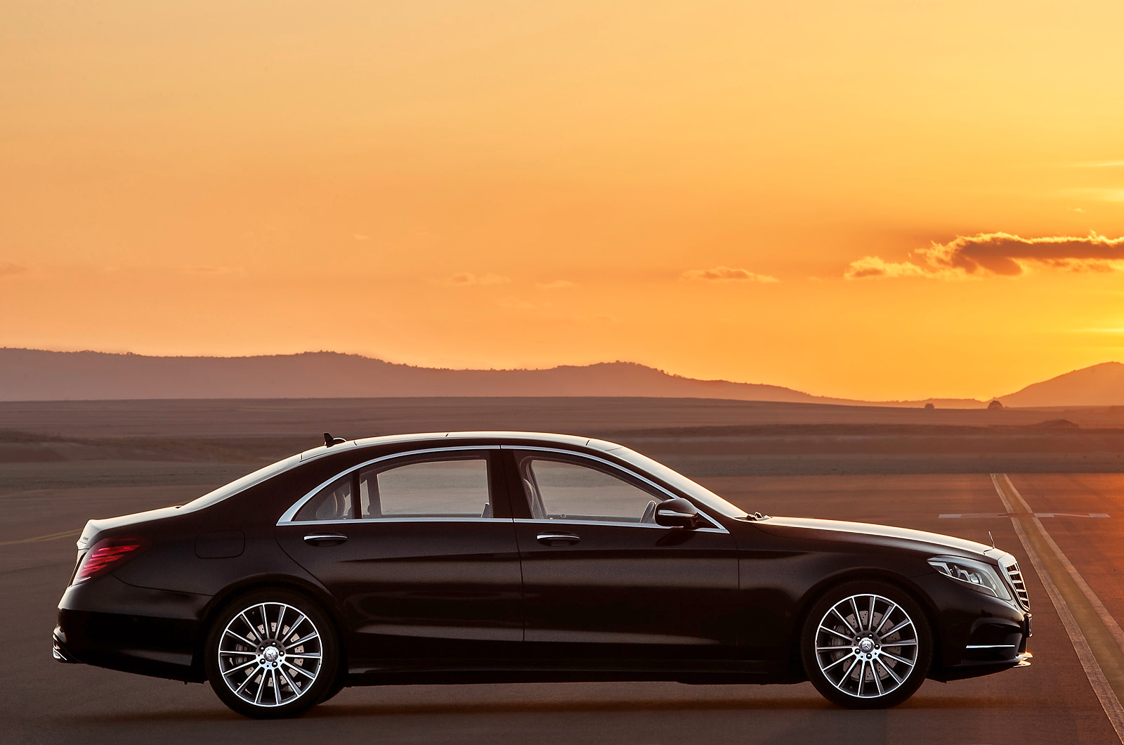 all new mercedes benz s class unveiled autocar