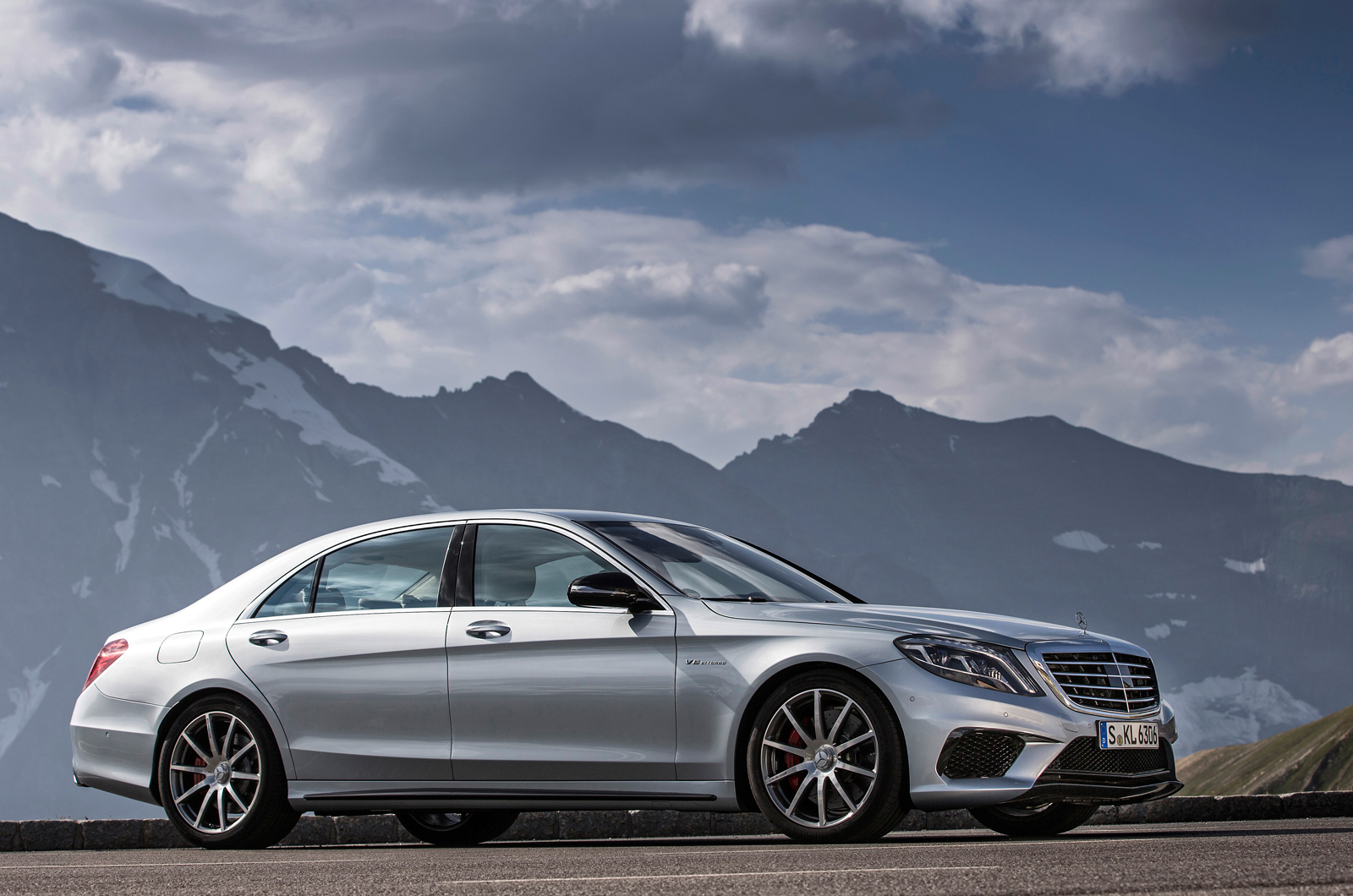 Mercedes benz s63 amg first drive review for Mercedes benz s class s63 amg