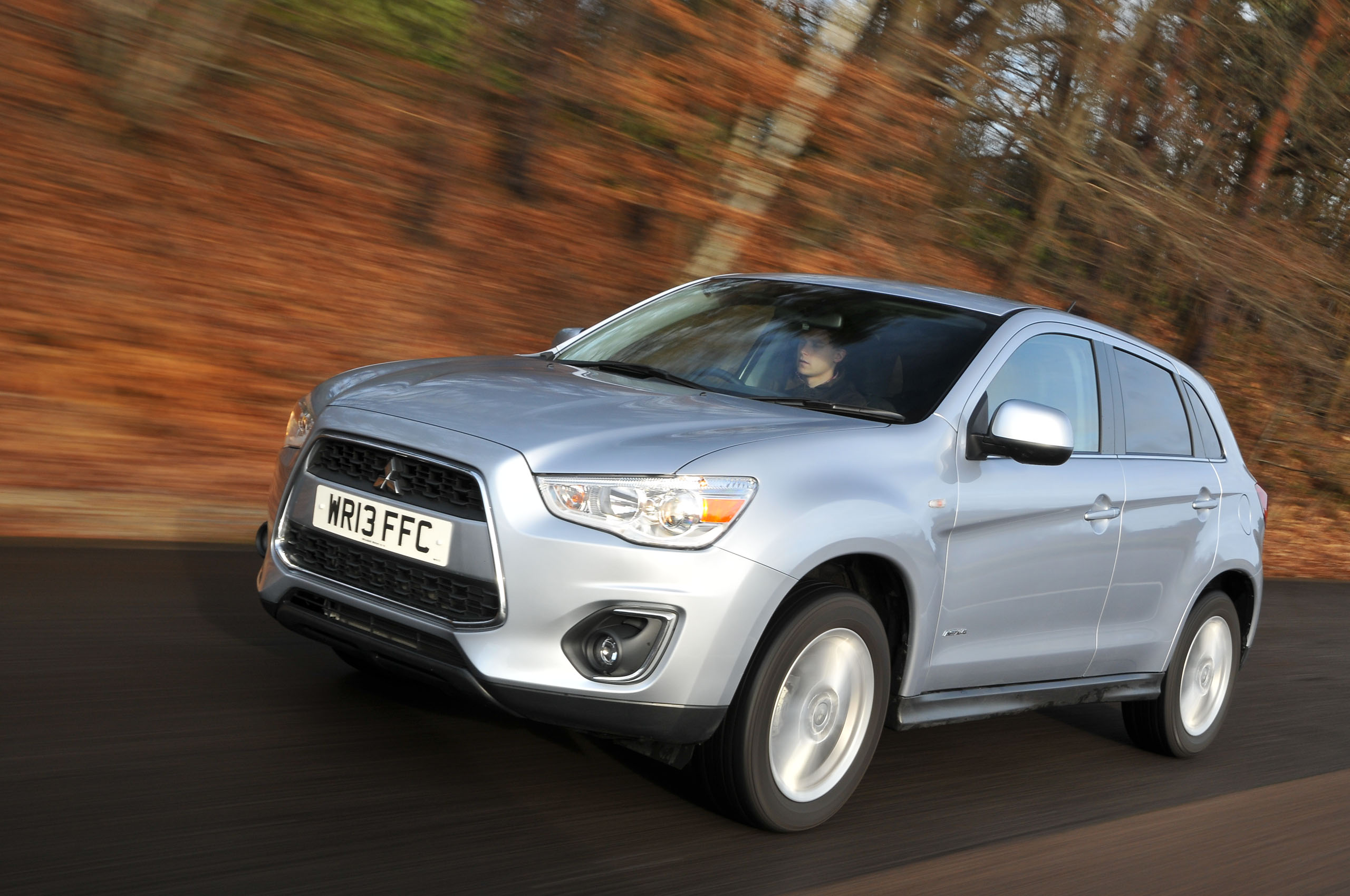 mitsubishi car reviews refreshed post seat driver asx crossover single gets d s