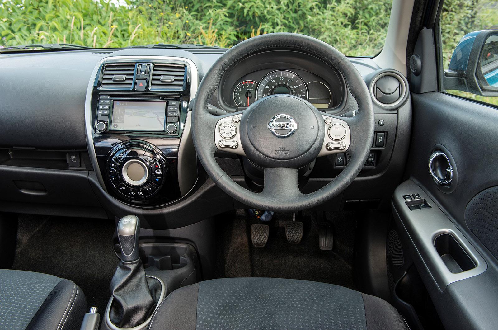 Nissan Micra 2010 2017 Interior Autocar