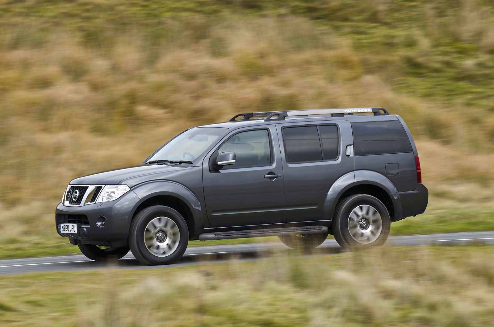 Images of Off Road Parts Nissan Pathfinder
