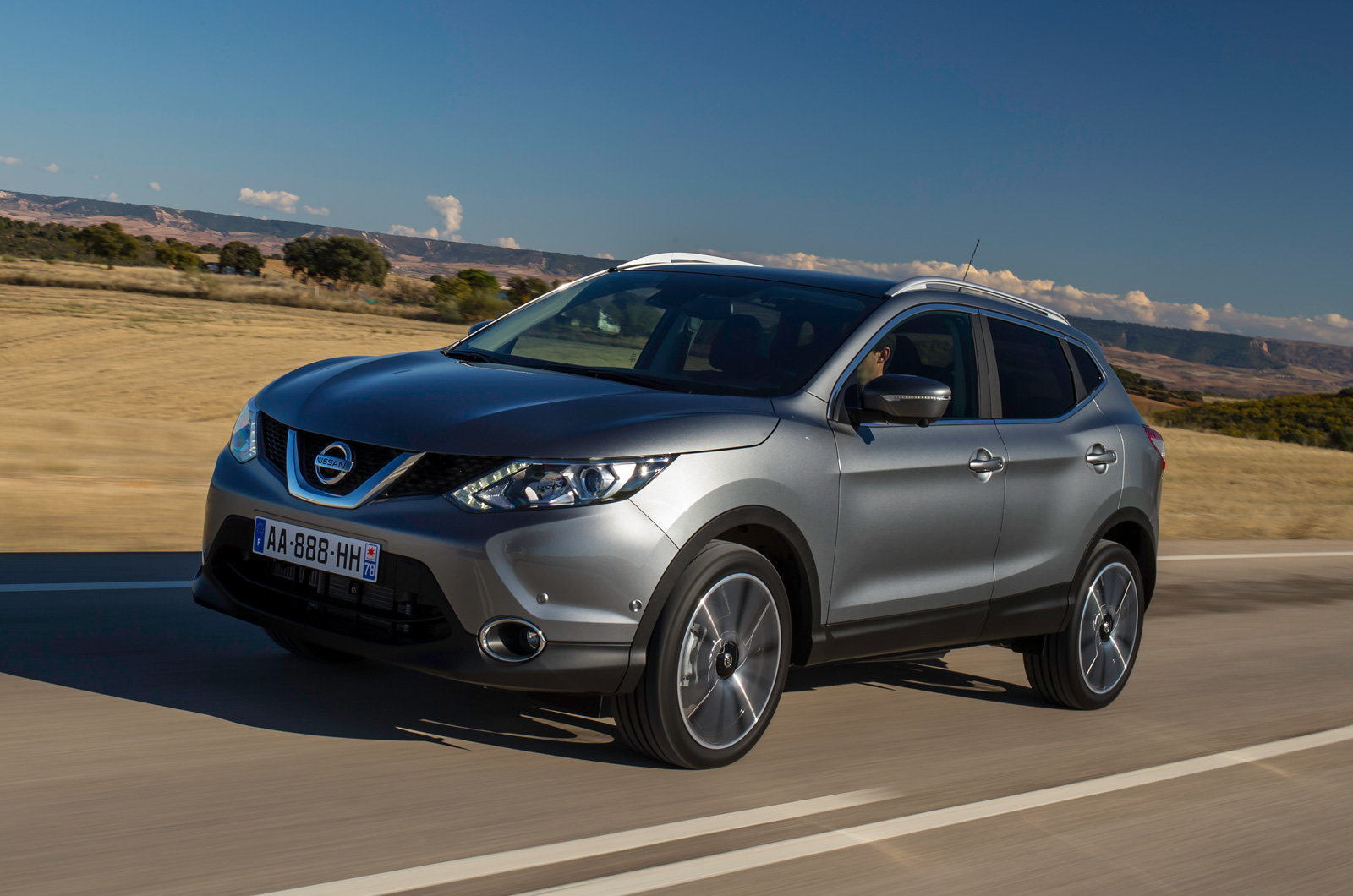 2014 nissan qashqai 1 2 dig t first drive review autocar. Black Bedroom Furniture Sets. Home Design Ideas