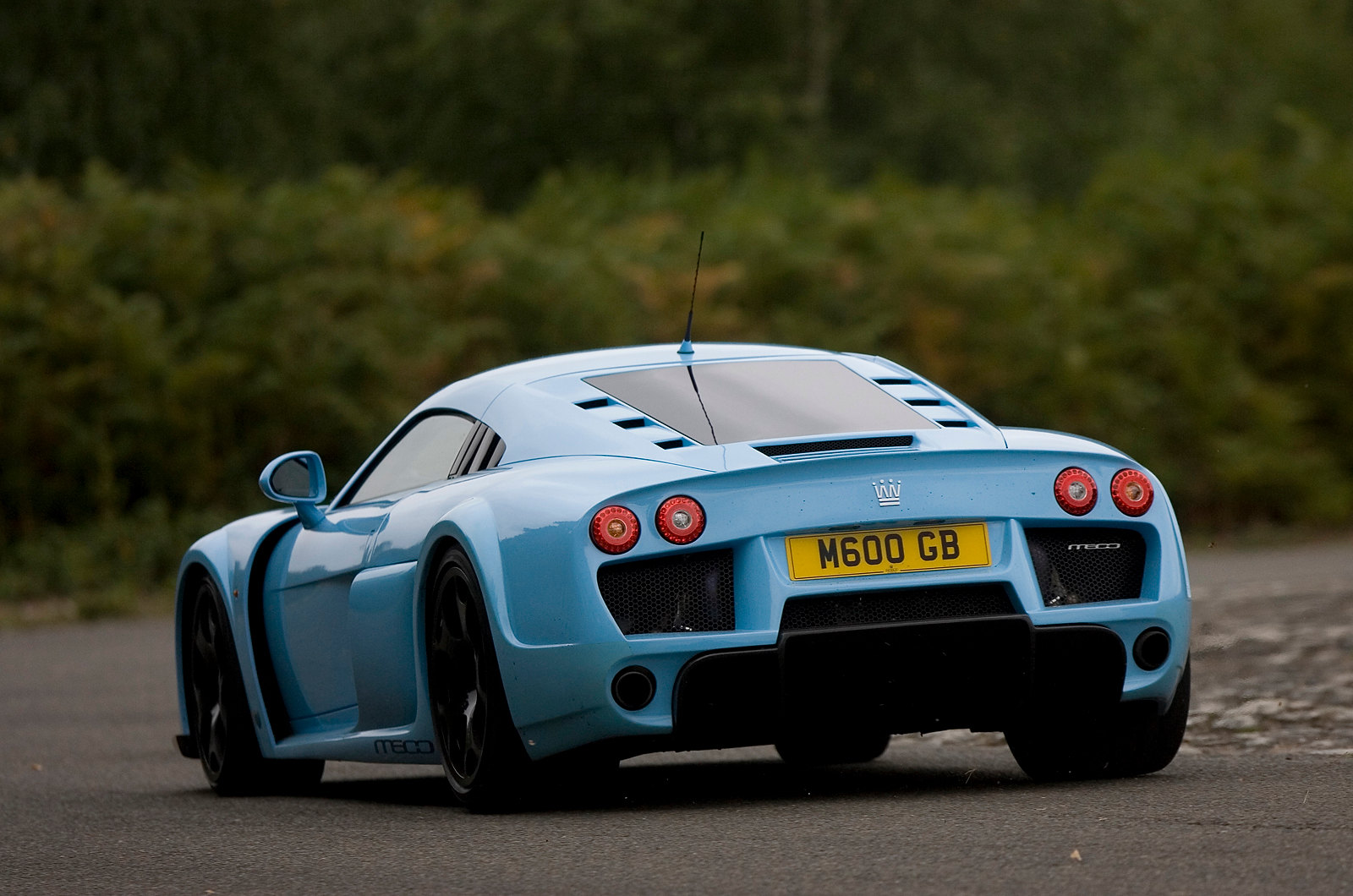 One major question mark hangs over the Noble M600: its hefty £200,000 ...
