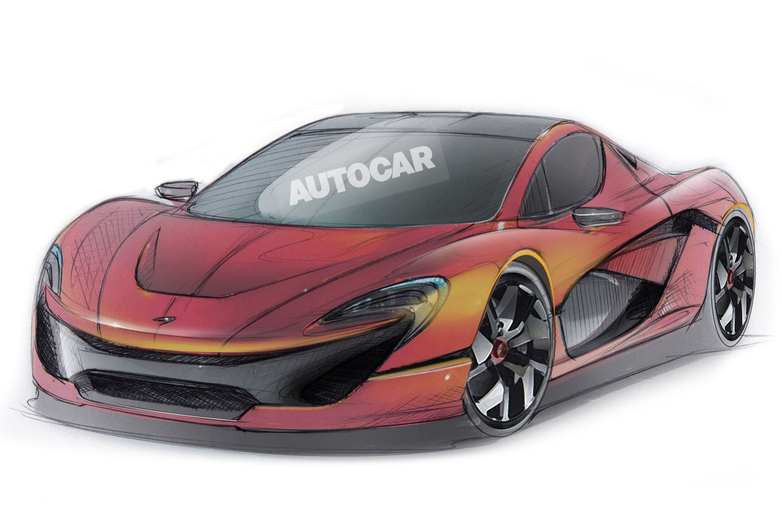 new 163400k mclaren p15 supercar confirmed autocar