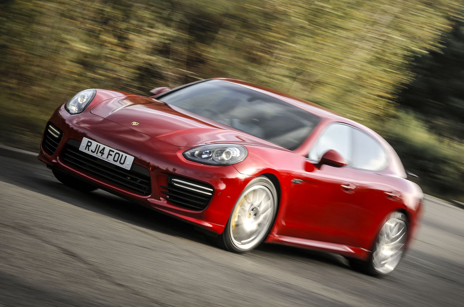 2014 porsche panamera gts review autocar. Black Bedroom Furniture Sets. Home Design Ideas