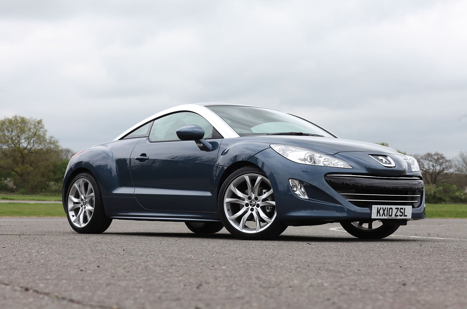 peugeot rcz review autocar. Black Bedroom Furniture Sets. Home Design Ideas