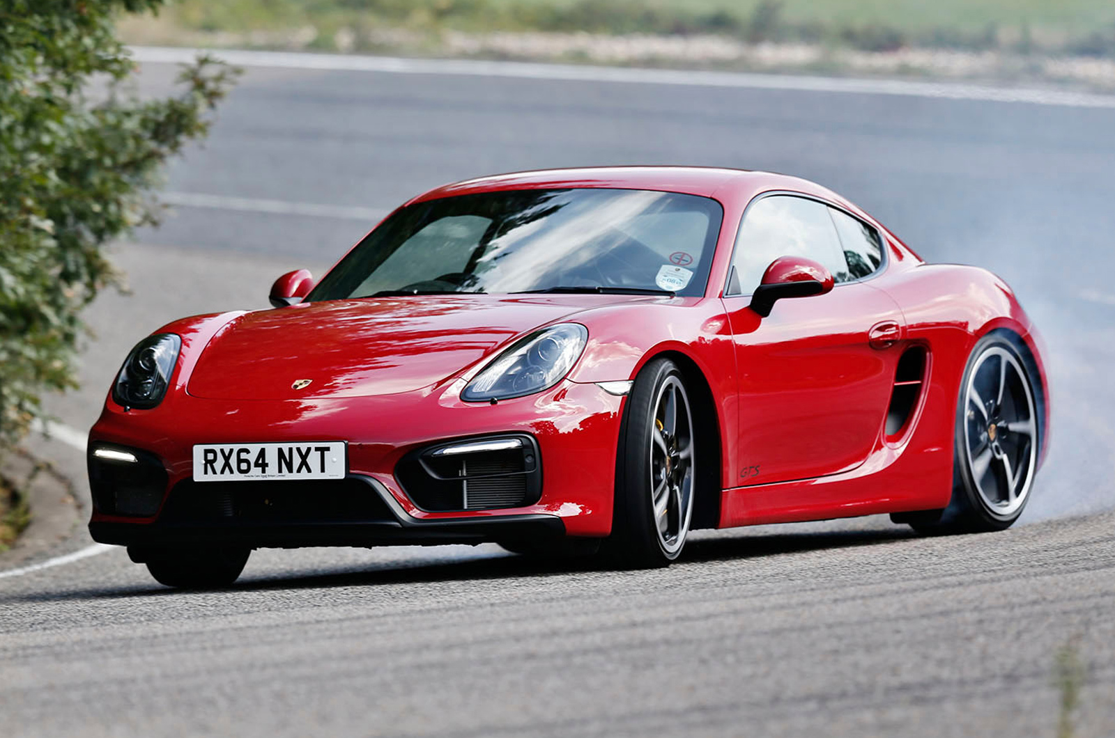 porsche cayman gts uk first drive review autocar. Black Bedroom Furniture Sets. Home Design Ideas