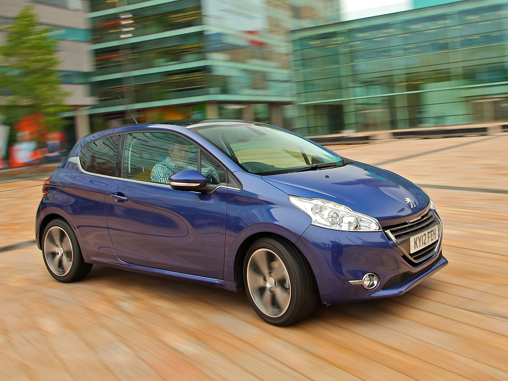 first drive review peugeot 208 1 6 e hdi allure autocar. Black Bedroom Furniture Sets. Home Design Ideas