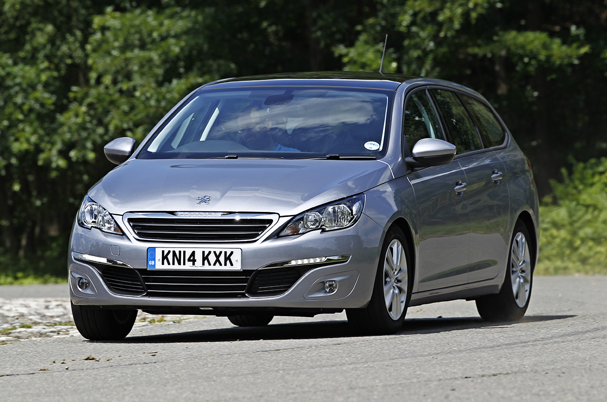 peugeot 308 sw allure 2 0 bluehdi 150 first drive. Black Bedroom Furniture Sets. Home Design Ideas