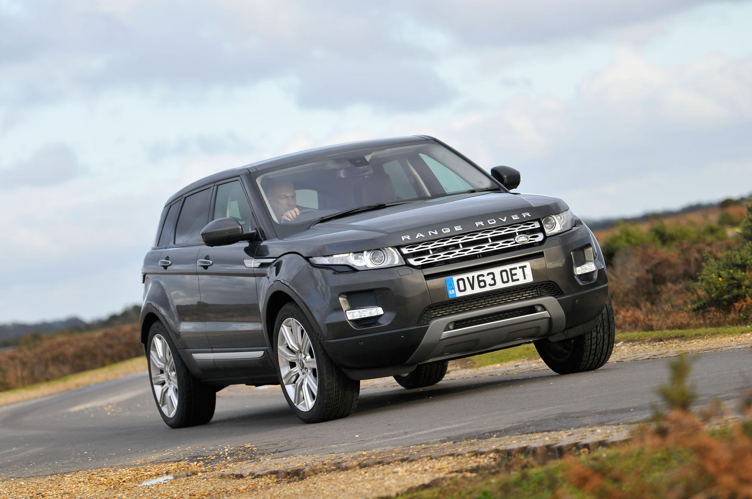 jaguar land rover targets uk production increase and more models autocar. Black Bedroom Furniture Sets. Home Design Ideas