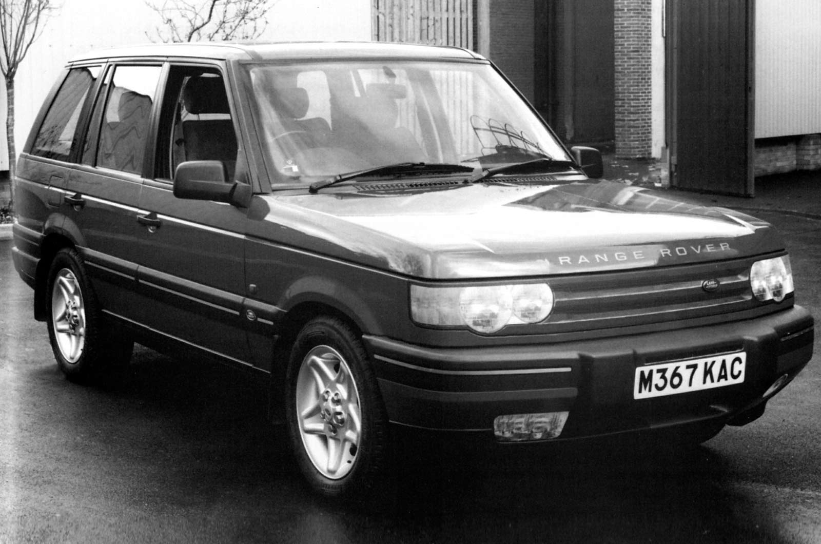 Picture Special History Of The Range Rover Autocar